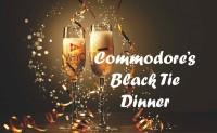 80th Anniversary Commodores Black Tie Dinner