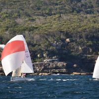 2019 01 22 Melges Open Twilight Sprints 0074