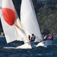 2019 01 22 Melges Open Twilight Sprints 0087