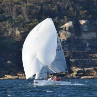 2019 01 22 Melges Open Twilight Sprints 0165