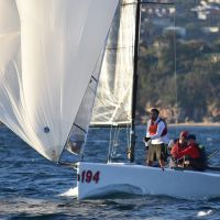2019 01 22 Melges Open Twilight Sprints 0233