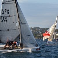 2019 01 22 Melges Open Twilight Sprints 0252