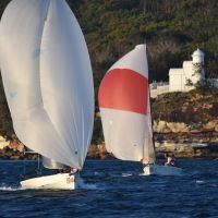 2019 01 22 Melges Open Twilight Sprints 0310