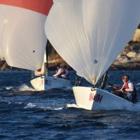 2019 01 22 Melges Open Twilight Sprints 0317
