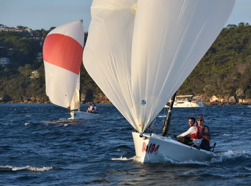 2019 01 22 Melges Open Twilight Sprints 0334