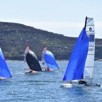 2019 02 16 17 29er NSW Champs Nacra15 0047