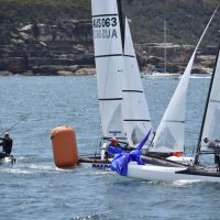 2019 02 16 17 29er NSW Champs Nacra15 0178