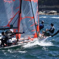 2019 02 16 17 29er NSW Champs Nacra15 0258