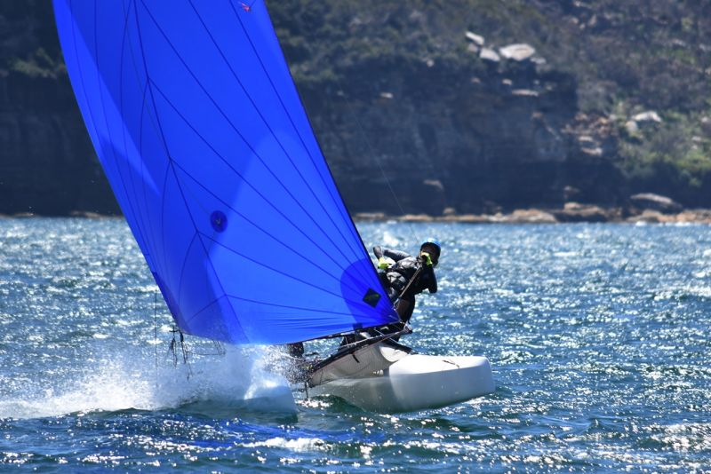 2019 02 16 17 29er NSW Champs Nacra15 0366